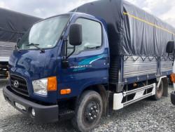 Mua trả góp xe tải Hyundai 3.5 tấn Mighty 75s