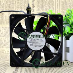 Kinh doanh linh kiện điện tử - MNB - MAT 4710KL-04W-B19 quạt 3 dây MNB, 12VDC, 12 x 12 x 25mm