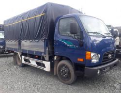 Xe tải Hyundai 3.5 tấn 2018, giá rẻ, hỗ trợ trả góp 90%