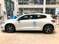 Mua trả góp xe Volkswagen Scirocco tại TPHCM