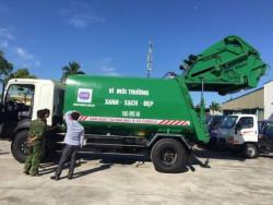 Giá xe ép rác Isuzu