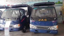 Mua xe tải Jac 2t4 trả góp tại TPHCM
