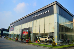 Giới thiệu Showroom Mazda Bình Dương