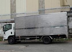 Thông số kỹ thuật xe tải 3.5 tấn Isuzu