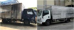 So sánh xe tải Hyundai 3.5 tấn và Isuzu 3.5 tấn