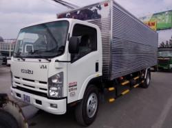 Xe tải Isuzu 8t2 giá bao nhiêu hiện nay?