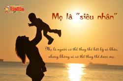 Mẹ - người phụ nữ vĩ đại nhất thế gian