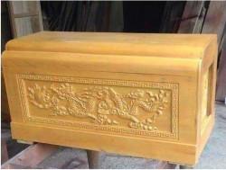 Nơi mua quách gỗ vàng tâm uy tín chất lượng tại Hà Nội