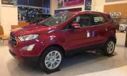 Đánh giá Ford Ecosport 2018 - Bước chuyển mình ấn tượng