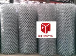 Thép Gia Nguyễn sản xuất lưới B40