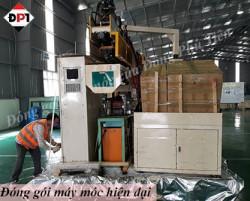 Đóng gói máy móc xuất khẩu chuyên nghiệp, an toàn