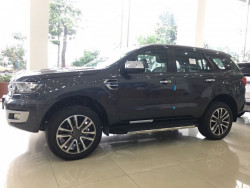 Bảng giá xe Ford Everest 2018