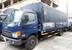 Lý do nên mua Huyndai HD120SL xe tải 8 tấn thùng kín dài 6m2