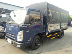 Giá xe tải 2.5 tấn Hyundai IZ65 thùng mui bạt