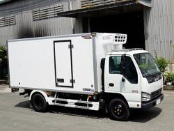 Giá xe tải Isuzu 1.4 tấn thùng đông lạnh