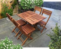 Những mẫu bàn ghế ngoài trời đẹp