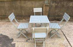Kinh nghiệm mua bàn ghế ngoài trời giá rẻ
