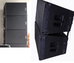Mua vỏ loa thùng Array giá rẻ tại Hậu Nghệ Audio