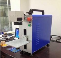 Máy laser fiber mini giá rẻ