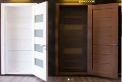 5 lưu ý chọn mua cửa gỗ công nghiệp quý báu