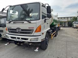 Xe phun nước rửa đường uy tín số 1 Việt Nam