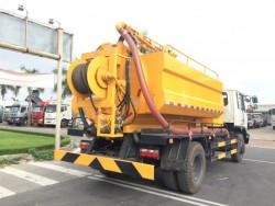 Xe hút bùn, chất thải uy tín số một Việt Nam