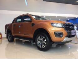 Dung tích bình xăng xe Ford Ranger