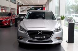 Đánh giá xe Mazda 3: ngoại thất, nội thất và động cơ