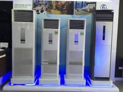 Khảo sát - Lắp đặt máy lạnh tủ đứng Panasonic CU/CS-C18FFH thẩm mỹ, sang trọng