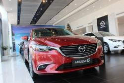 Những tiêu chí khách hàng lựa chọn mua Mazda 6 tại showroom Mazda Phú Mỹ Hưng