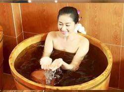 Nội thất phòng tắm chất lượng tại Hà Nam - CSSX Thùng Gỗ Phạm Gia