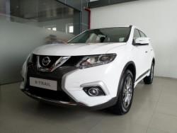 Nissan X-Trail 2018 giá bao nhiêu?
