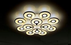 Ưu điểm nổi bật của đèn mâm pha lê áp trần