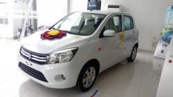 Thông tin xe Suzuki Celerio tại TPHCM - Xe nhập khẩu nguyên chiếc Thái Lan