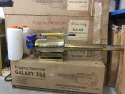 Máy phun khói Galaxy 250 chất lượng tốt tại Dumiho