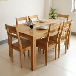 Bàn ghế gỗ sồi nga có tốt không?