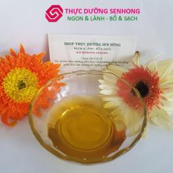 Mua dầu mè nguyên chất tại đơn vị uy tín tại TPHCM - Thực dưỡng Sen Hồng