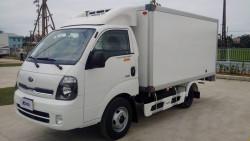 Đánh giá nhanh xe tải Thaco Kia K250 2 Tấn thùng đông lạnh