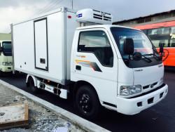 Đánh giá chi tiết xe tải Kia K165 2.4 tấn thùng đông lạnh