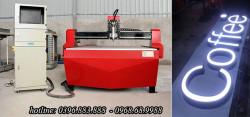 Địa chỉ chuyên cung cấp máy cnc cắt khắc quảng cáo chính hãng tại Hà Nội