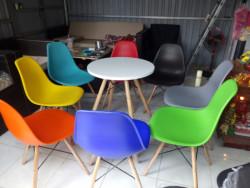 Một số mẫu bàn ghế kinh doanh ngoài trời sử dụng phổ biến