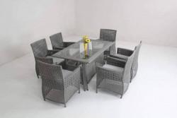 4 lý do nên chọn mua bàn ghế nhựa giả mây cho quán cafe tại TPHCM