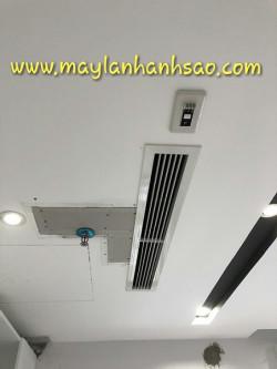 Giới thiệu máy lạnh giấu trần Daikin FBA100BVMA/RZF100CVMV 4Hp Inverter
