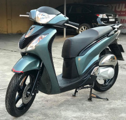 Những lưu ý quan trọng cần nắm khi mua xe SH cũ nhập khẩu tại Hà Nội