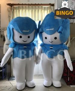 Công ty sản xuất mascot, may mascot giá rẻ, mascot hơi, cho thuê mascot hàng đầu tại Việt Nam