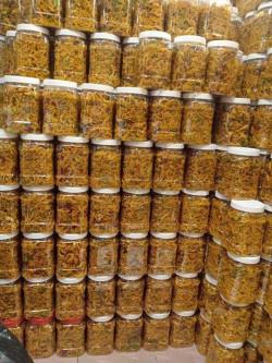 Khô gà lá chanh xé cay chất lượng tại TP HCM
