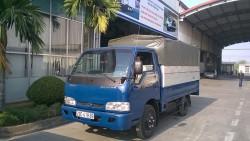 Xe tải Kia 2.4 tấn thùng mui bạt tại Tây Ninh
