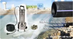 Những điểm cần lưu ý khi lựa chọn mua máy bơm chìm nước thải