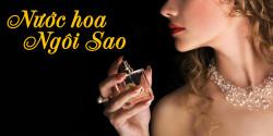 Shop nước hoa Ngôi sao nồng nàn và quyến rũ
