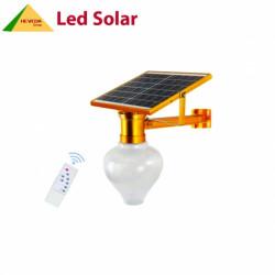 Đèn cảm ứng năng lượng mặt trời 15W ECO9999 có gì độc đáo?